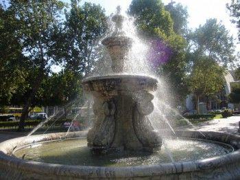 Agua fuentes