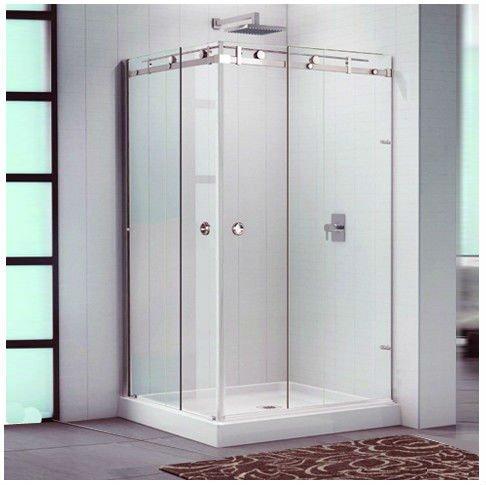 Ba o con puerta fotos presupuesto e imagenes - Puertas para el bano ...