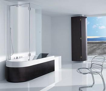 Baño en la ducha