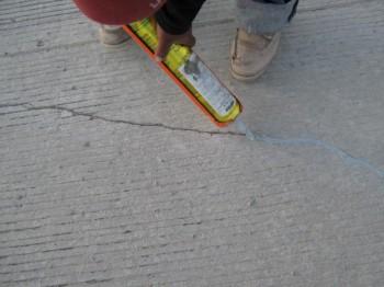 Cómo realizar reparaciones sencillas en concreto