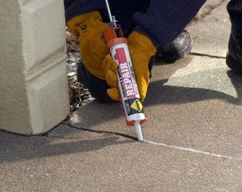 Reparar el concreto