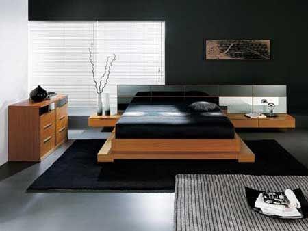 Decoracion De Dormitorios Modernos - Modelos-de-dormitorios-modernos