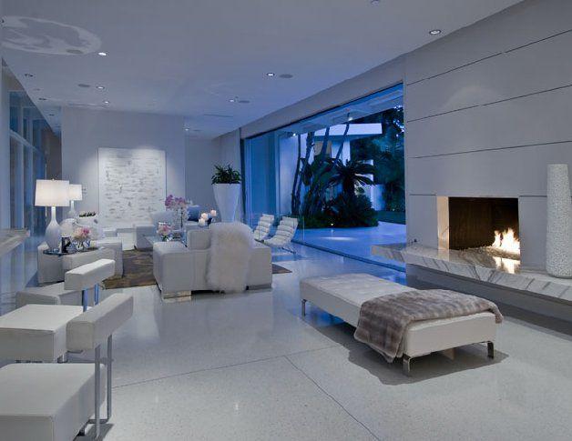 10 fotos lujosas de decoracion de interiores for Decoradores de casas interiores