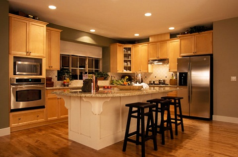 Ba os modernos y cocinas de lujo for Cocinas y banos modernos