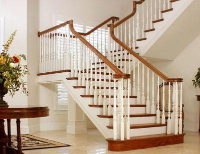 Baranda para la escalera
