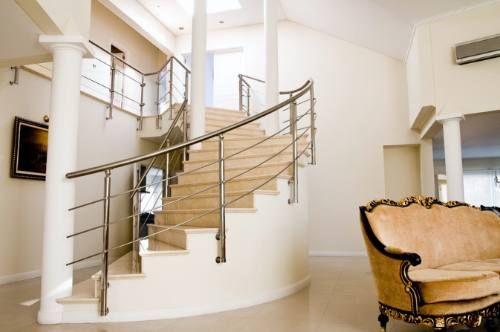 Barandas Para Escaleras Acero - Barandillas-para-escaleras-interiores