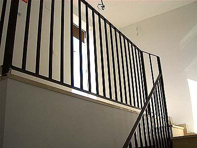 Barandillas de lujo para escaleras