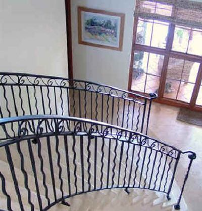Barandillas interiores para escaleras