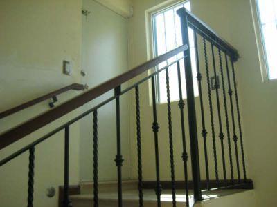 Barandillas para escaleras de interior - Barandillas para escaleras interiores modernas ...