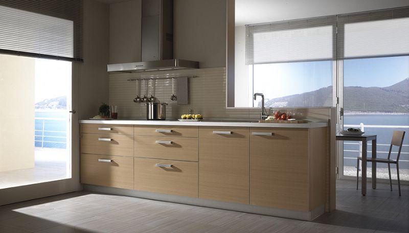 Como amueblar la cocina for Ideas para amueblar una cocina pequena