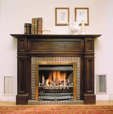Decoracion de chimeneas y hogares a le a - Tipos de lena para chimeneas ...