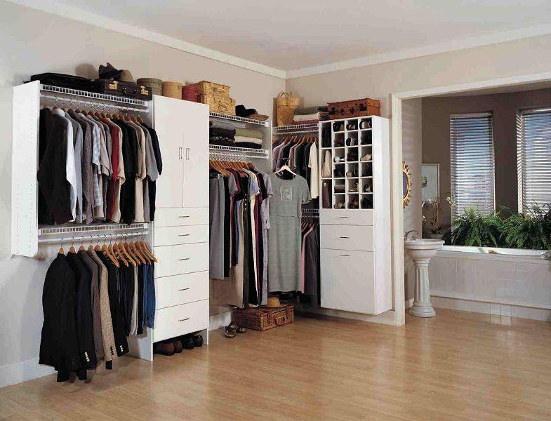 attic organisation ideas - Fotos de closets para dormitorios modernos