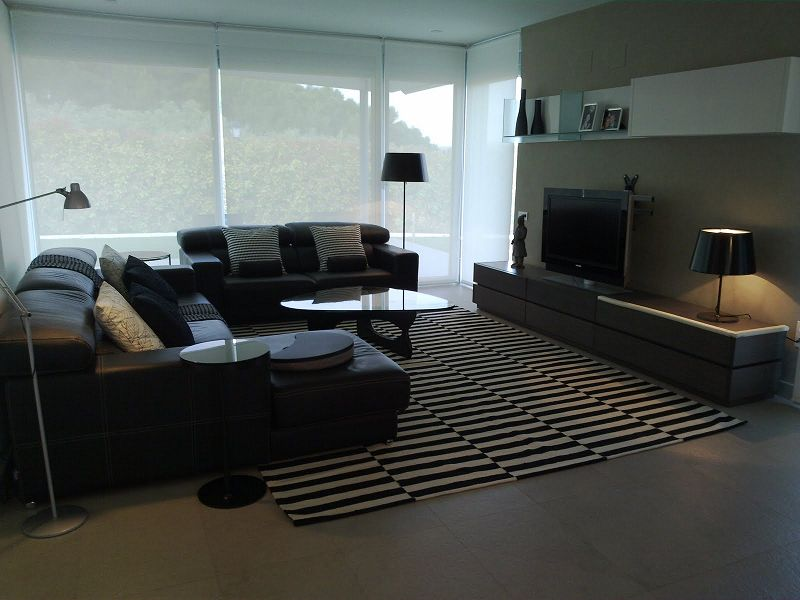 Fotos de decoraciones de apartamentos for Departamentos decorados para hombres