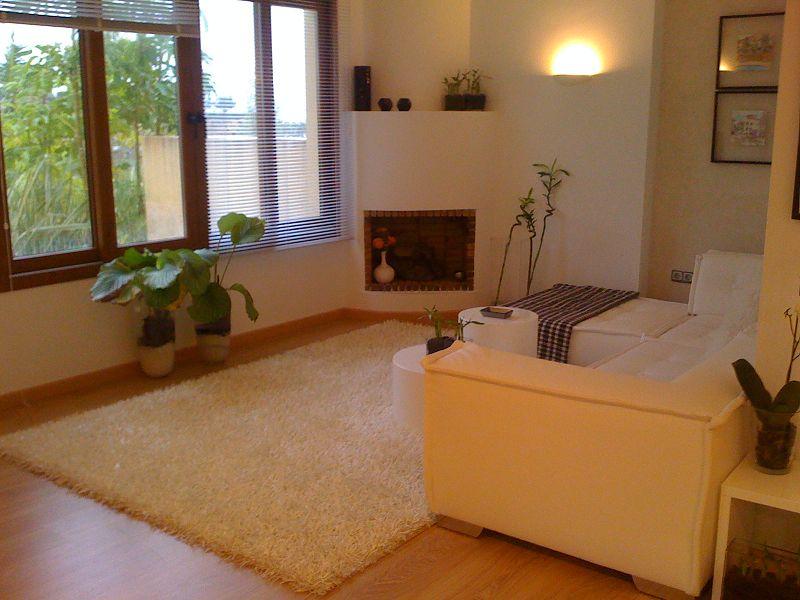 Fotos decoracion de apartamentos for Decoracion interiores departamentos