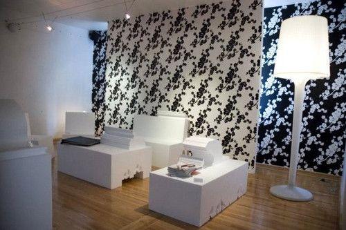 Papel Para La Decoracion De Paredes - Papeles-de-decoracion-para-paredes
