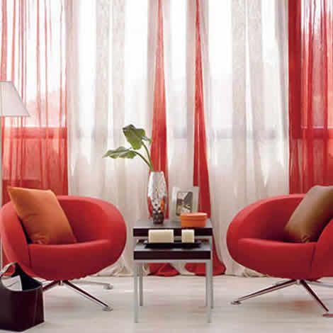 Cortinas modernas para tu casa for Cortinas para casa