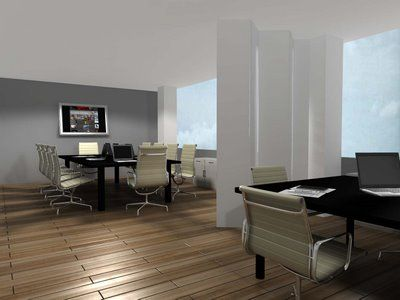 interiorismo para oficinas