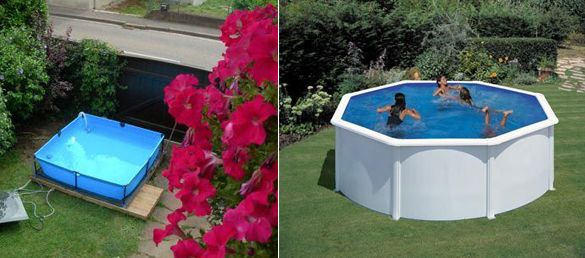 Piscinas desmontables baratas for Piscinas hinchables baratas