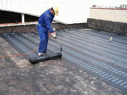 Como impermeabilizar un techo for Productos para impermeabilizar terrazas transitables