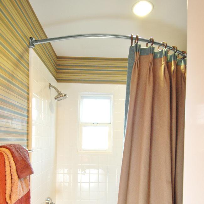 Cortinas para ba o iratu for Modelos de cortinas de bano en tela