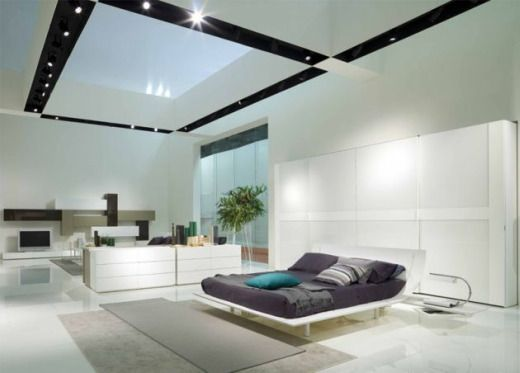 Decoracion de recamaras utilizando el estilo minimalista for Recamaras para jovenes minimalistas