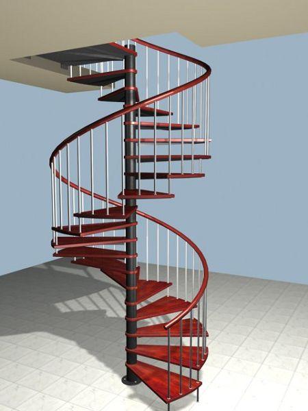 Escalera de hierro a buen precio - Precio escaleras interiores ...