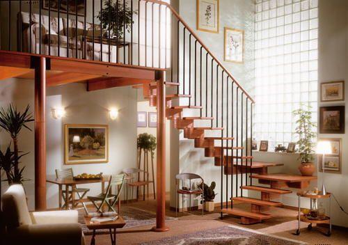 Escalera Interiores Metelicas
