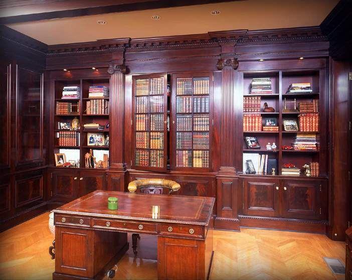 Escritorios de lujo - Muebles de oficina para casa ...