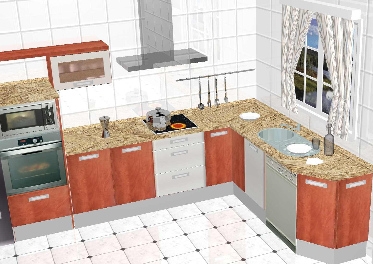 Fotos cocinas de dise o - Como disenar una cocina gratis ...