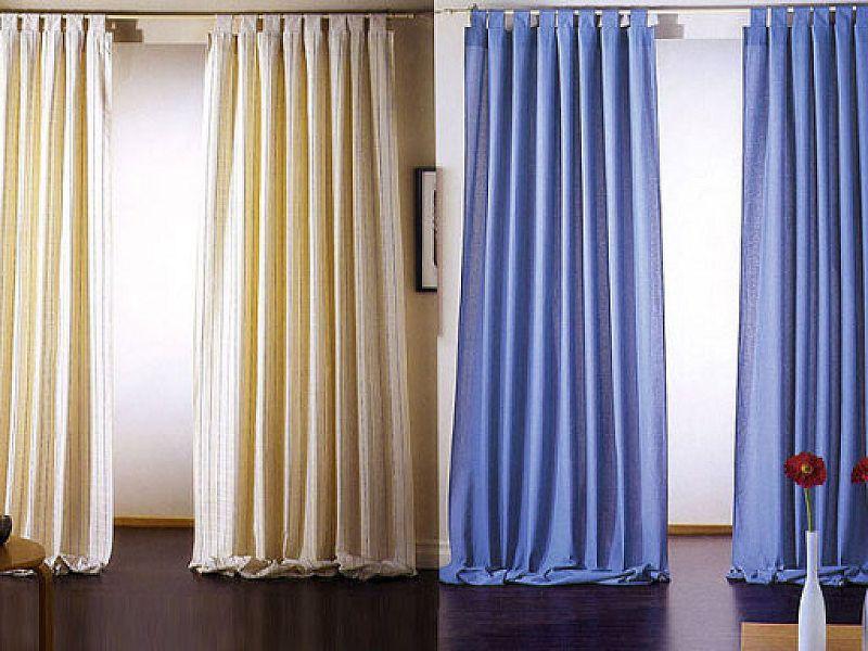 Fotos de cortinas para dormitorios - Cortinas para el sol ...