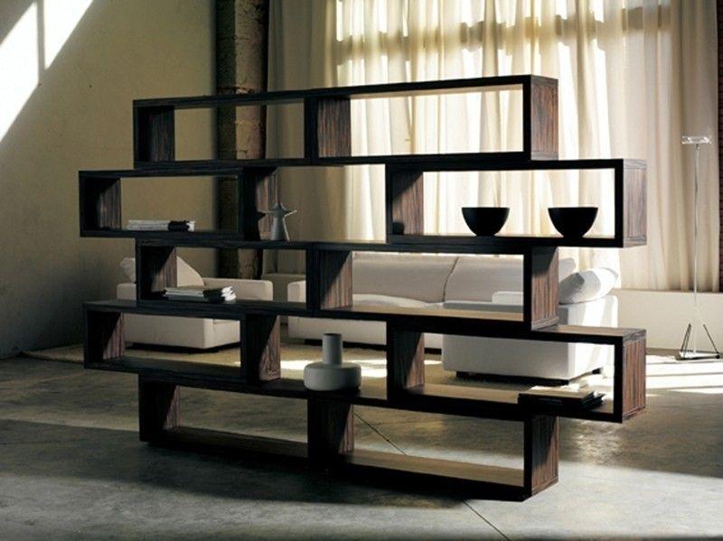 Fotos de estanterias de madera