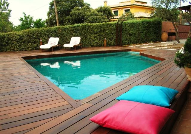 Fotos de piscinas de dise o for Fotos piscinas para espacios pequenos