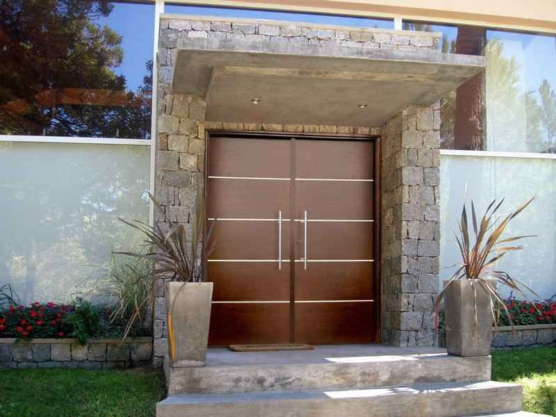 Fotos de puertas de aluminio modernas for Puertas para oficinas precios