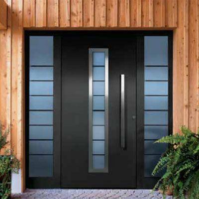 Fotos de puertas de entrada - Fotos puertas metalicas ...
