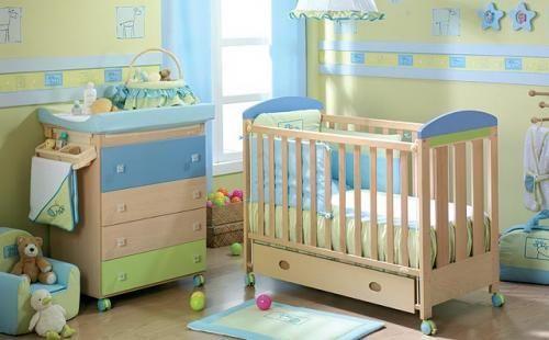 Hacer una decoracion adecuada en las recamaras para bebes for Adornos para pieza de bebe