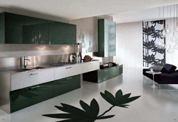 Muebles de lujo para cocina