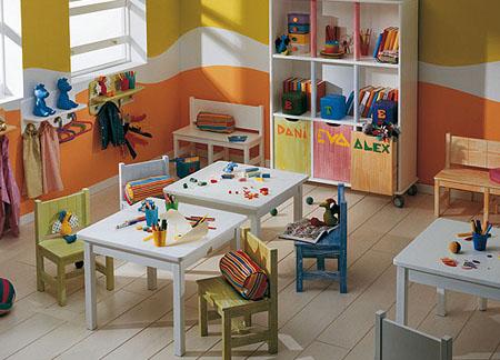 Muebles de lujo para ni os for Muebles para preescolar