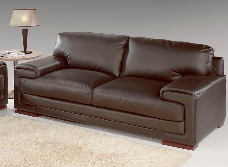 Muebles en piel sintetica Muebles de sala ferrini
