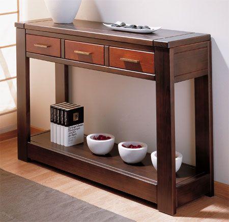 Muebles auxiliares y recibidores de lujo - Muebles de recibidor modernos ...