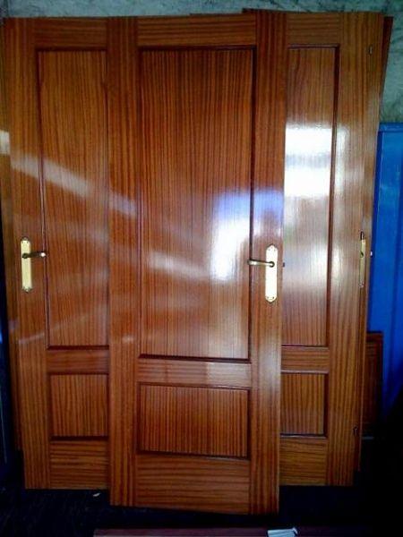 Ofertas exclusivas para puertas de interior - Puertas madera interiores ...