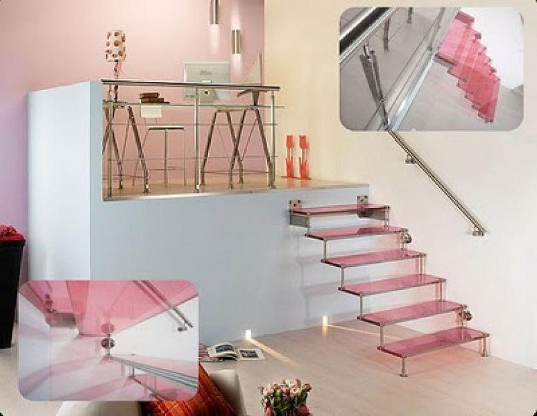 Pisos modernos para escaleras for Decoracion de pisos interiores modernos