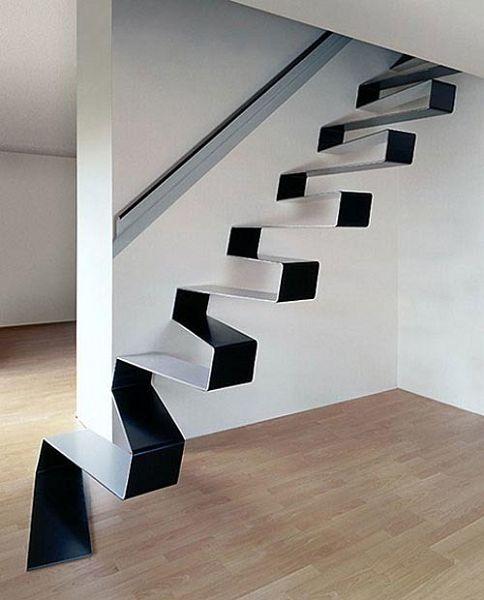 Pisos modernos para escaleras - Pisos modernos ...