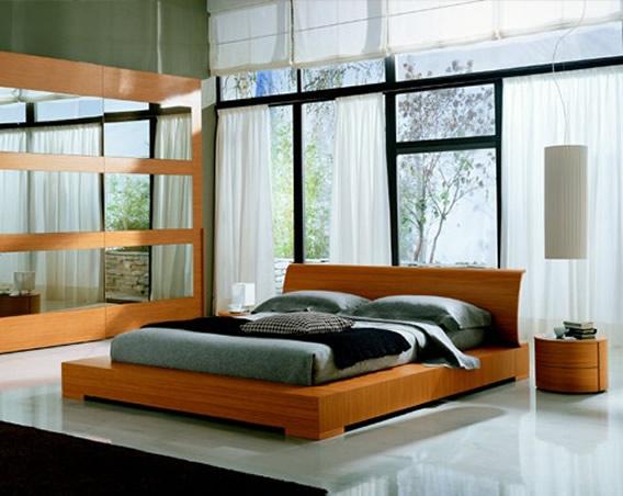 Recamaras con dise o completamente minimalista for Imagenes de recamaras estilo minimalista