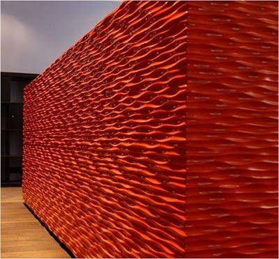 Revestimientos para interiores - Revestimiento madera paredes ...