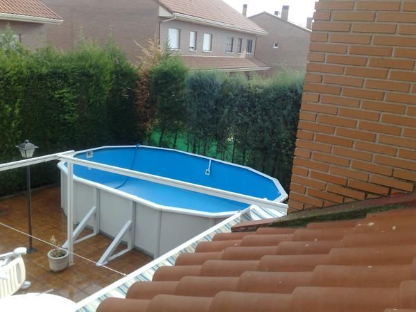 Venta de piscinas desmontables for Piscinas hinchables baratas