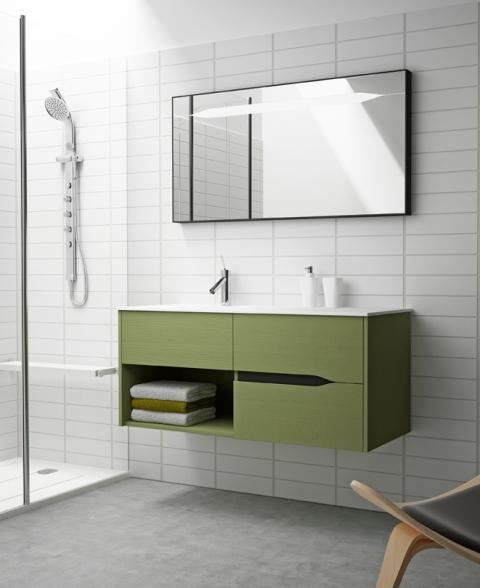 Muebles de ba o peque os completamente moderno for Muebles de bano modernos pequenos