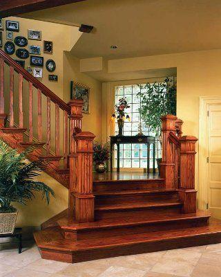 Barandilla para escalera modernas