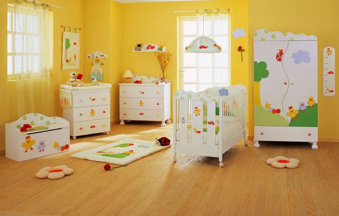 Algunas ideas para decorar la habitacion de tu bebe - Ideas para decorar habitacion bebe ...