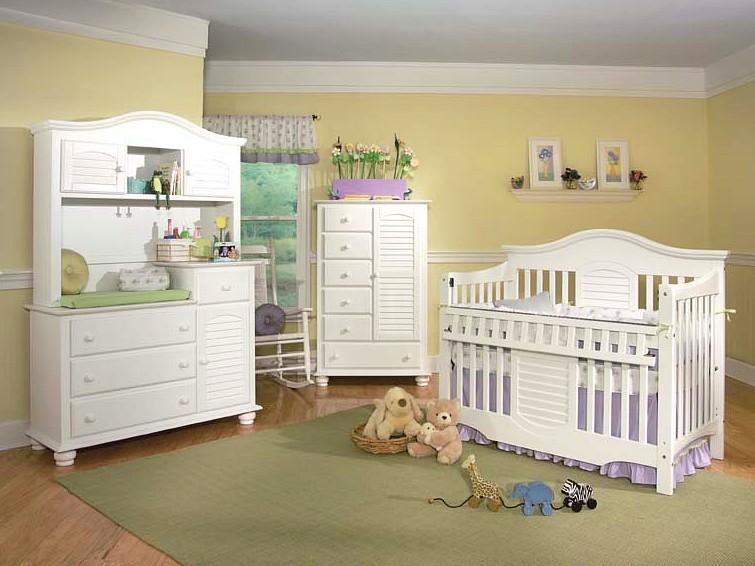 Algunas ideas para decorar la habitacion de tu bebe - Colores para habitaciones de bebe ...