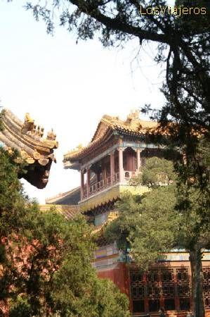 Arquitectos chinos y el antiguo jardin imperial for Chino el jardin